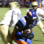 Westlake Warriors Celebrate Homecoming with 51-6 win over Calabasas Coyotes