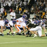 Westlake Warriors Stay Unbeaten with 31-27 Victory over Newbury Park Panthers