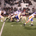 Westlake Warriors Raid the Simi Valley Pioneers 56-13, improve record to 9-0
